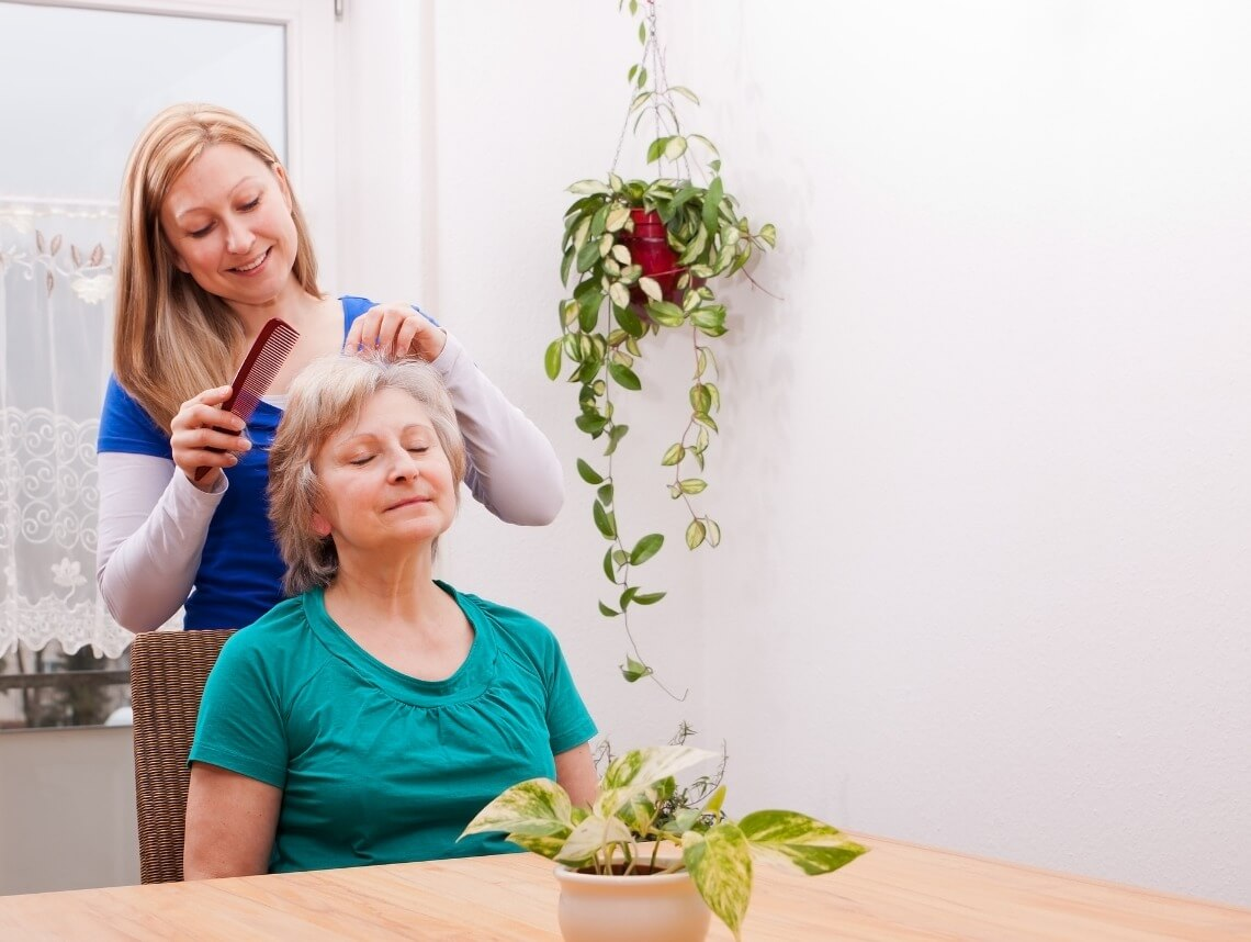 Bathing, Dressing, & Grooming Tips for Family Caregivers