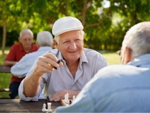 Healthy Aging for the Brain