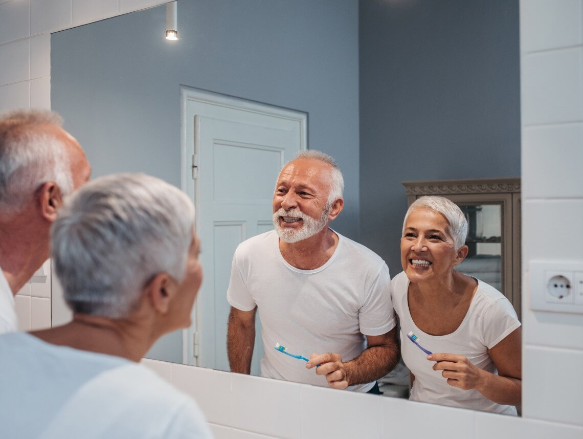 How Oral Health Affects Senior Health