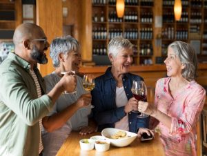 The Effect of Alcohol as We Age