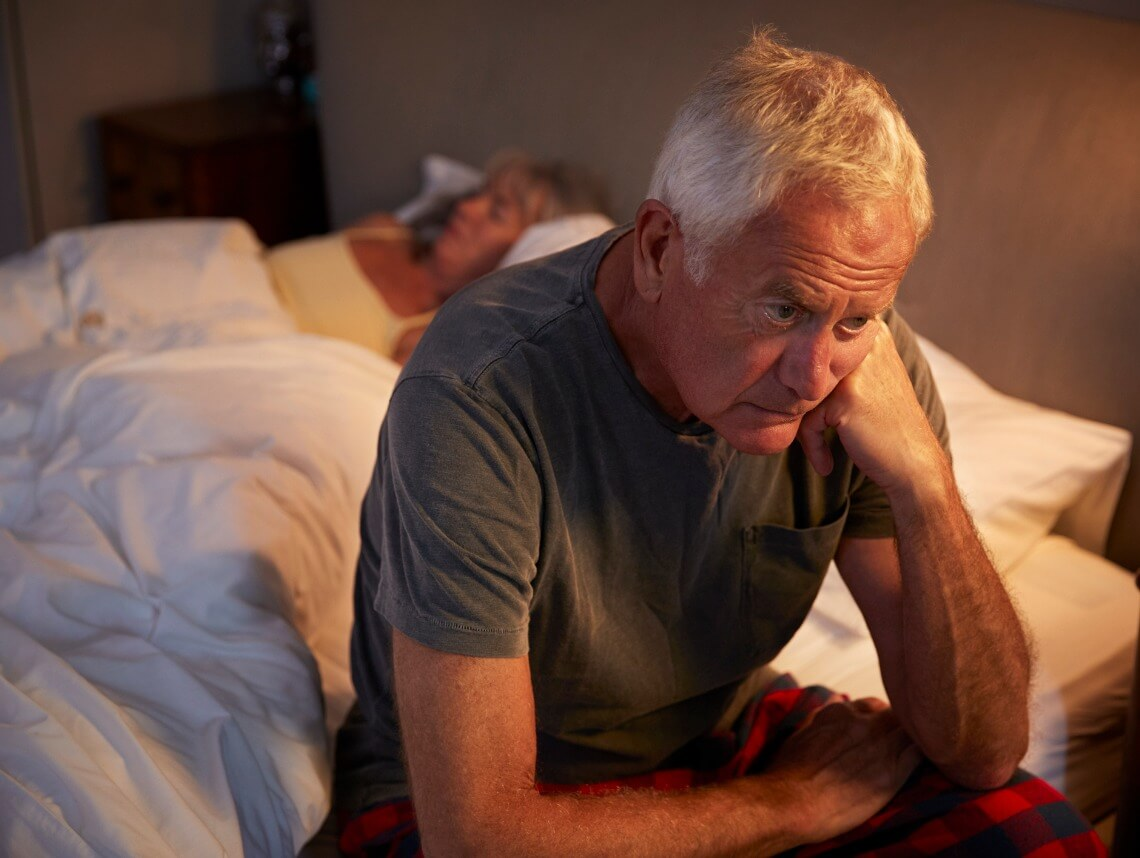 Sleep Tips for Older People