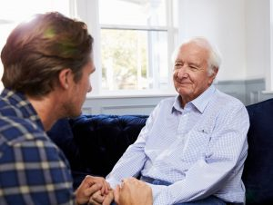 How to Talk to Seniors With Dementia