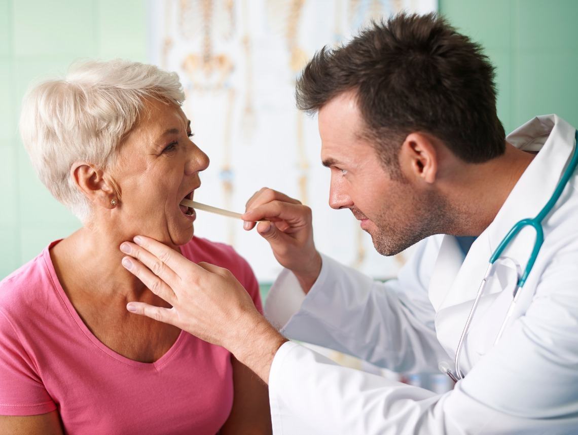 Signs and Symptoms of Strep Throat in Elderly