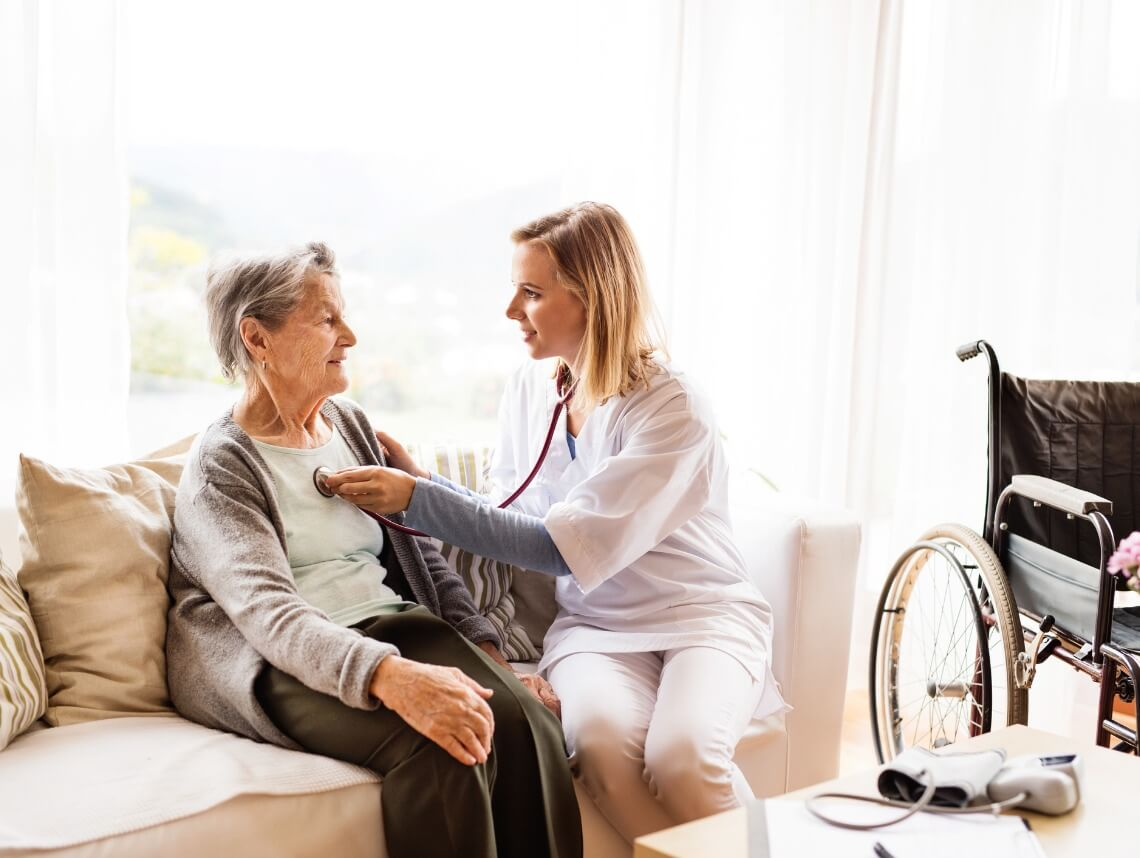 Home Care for Seniors After a Heart Attack