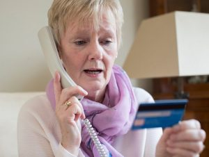 How to Protect Seniors from Scams and Identity Theft
