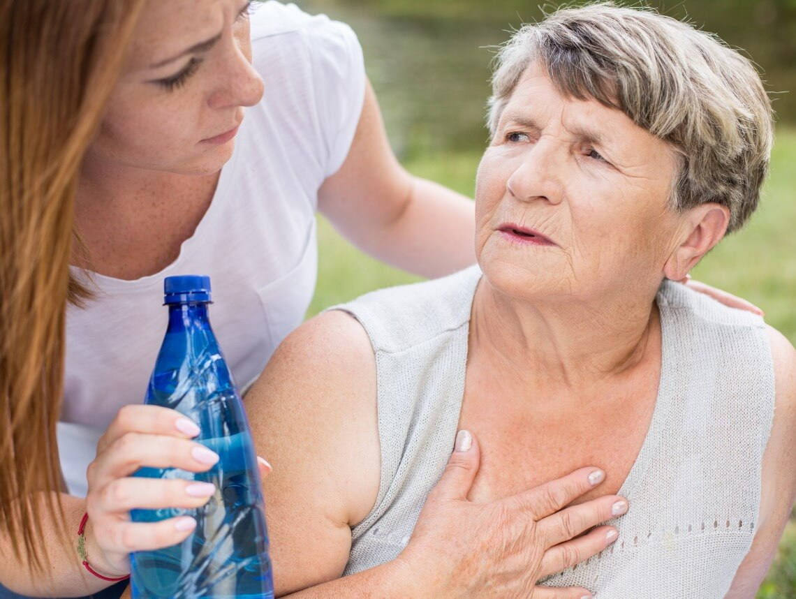 Tips for Helping Seniors Stay Cool in Hot Weather