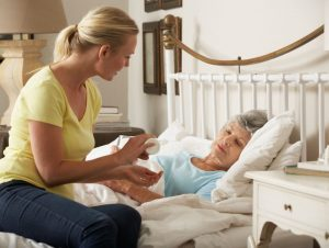 Importance of Delegating Caregiver Duties