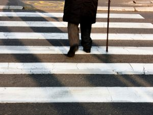How to Use Traffic Awareness When Walking With Seniors