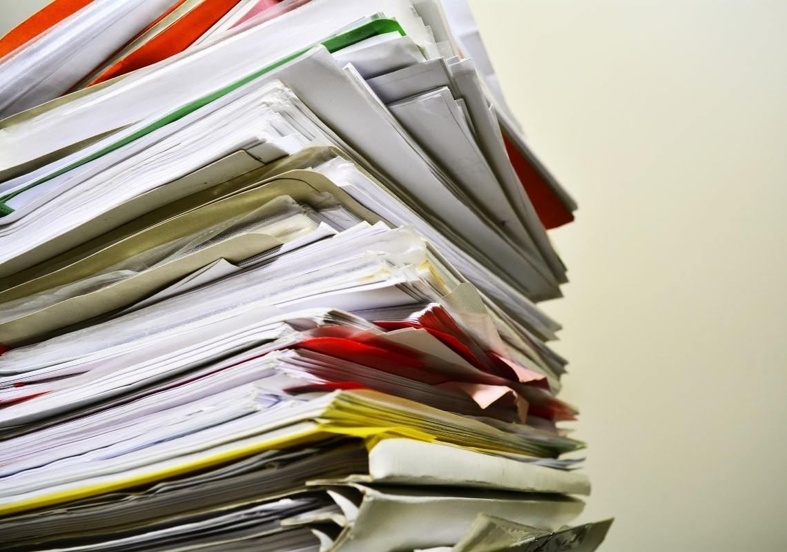 How to Organize Medical Records at Home for Elderly Parents