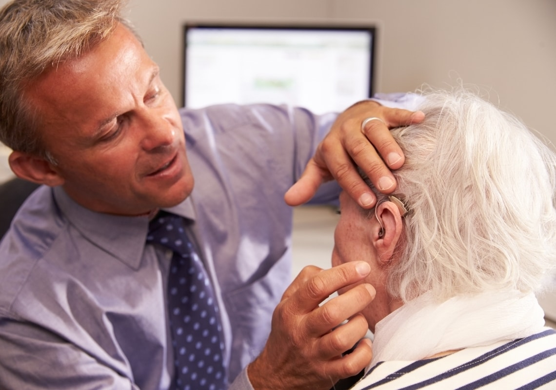 Talking to Seniors About Getting a Hearing Aid