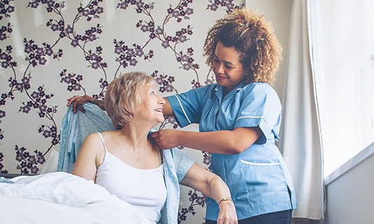 Home Care Relationship Structure