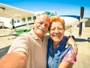 Finding the Right Senior Travel Companion