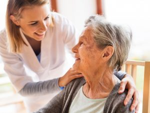 Tips for Caregivers of Elderly