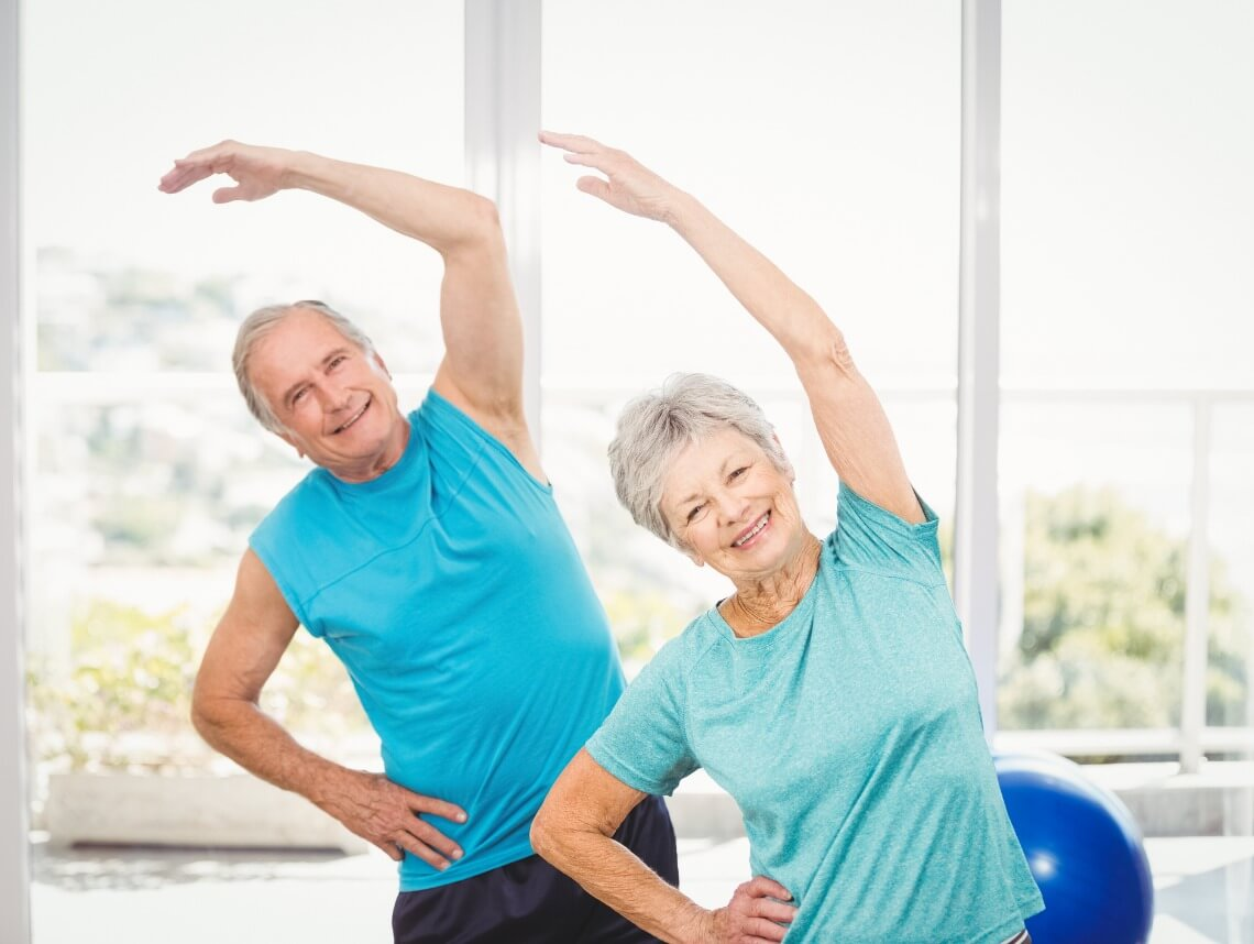 Exercise Options For Seniors With
