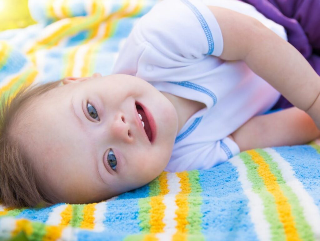 Jeannette Rosier Befriends Baby B