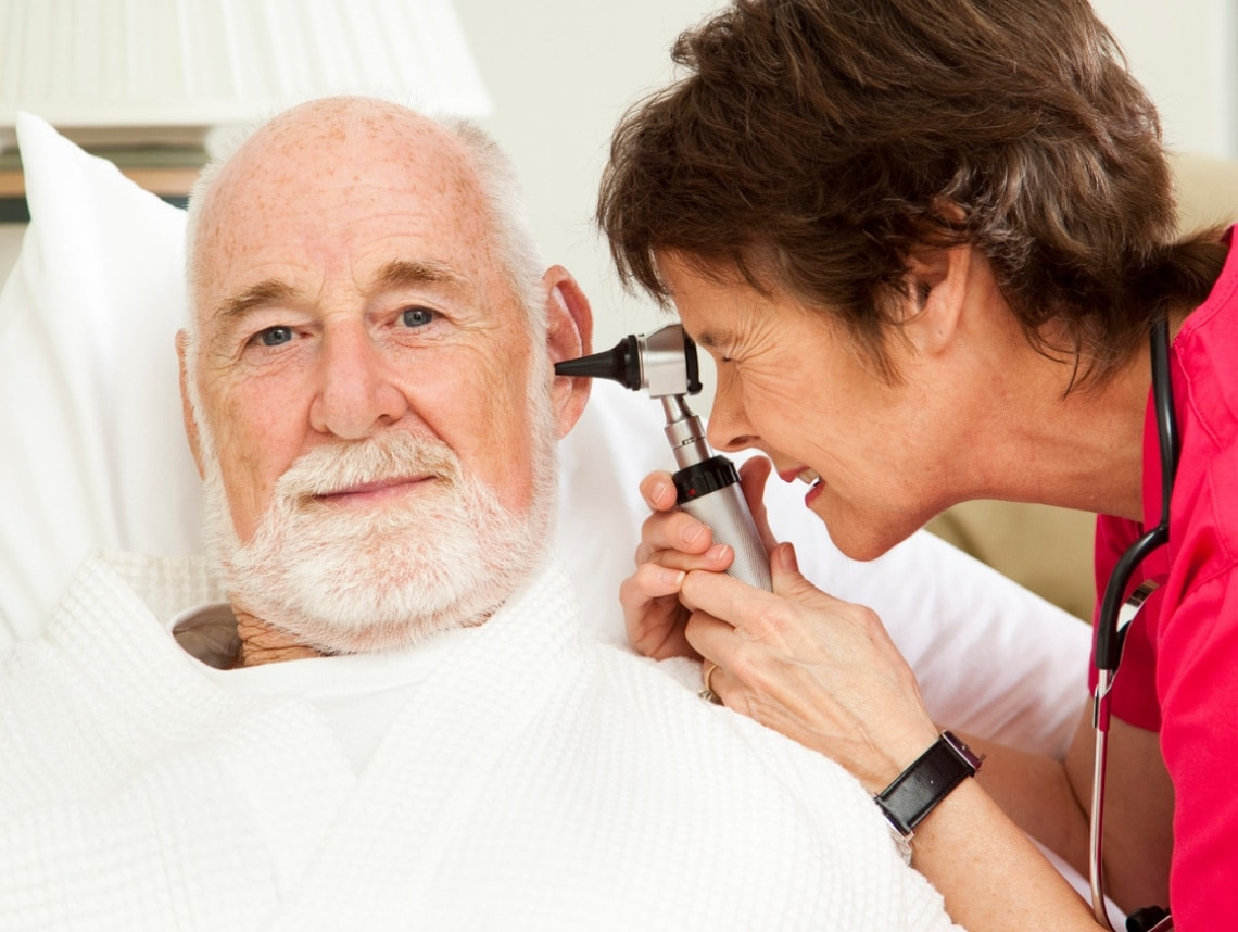 Ear Infections in Elderly