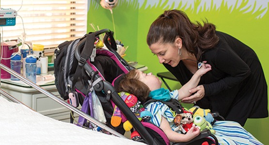 Pediatric Respite Care