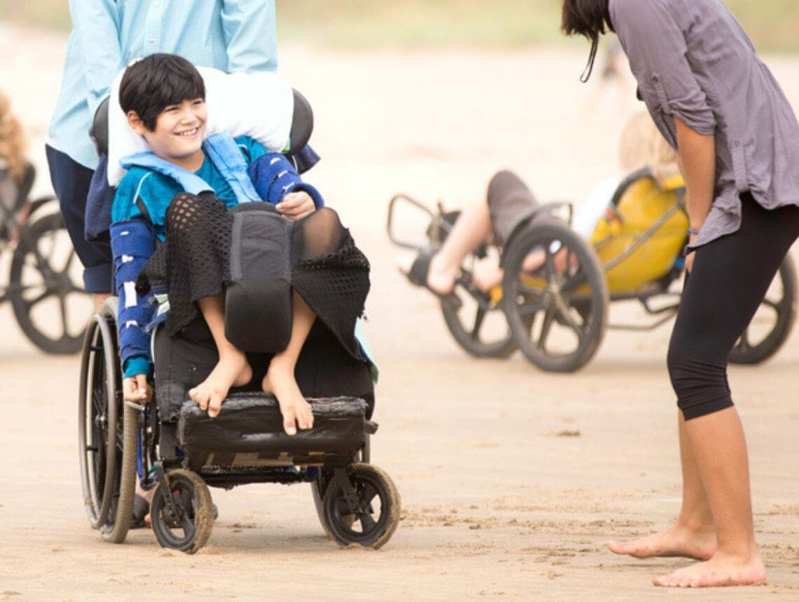 Caring For A Child With Muscular Dystrophy