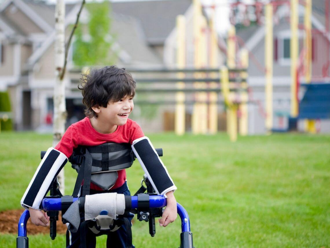 Caring for a Child with Cerebral Palsy