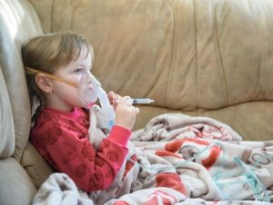 Caring for a Child with Cystic Fibrosis