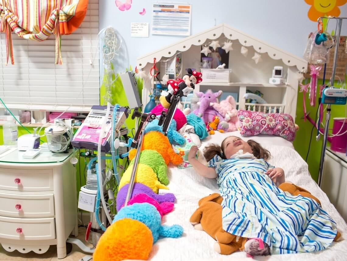Pediatric Home Care Tips for Ventilator Dependent Children
