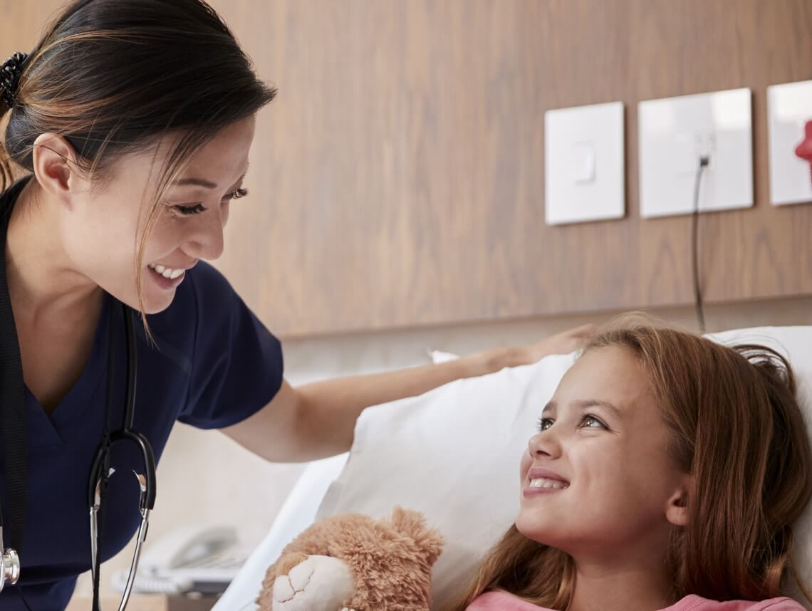 Caring for a Child After a Kidney Transplant
