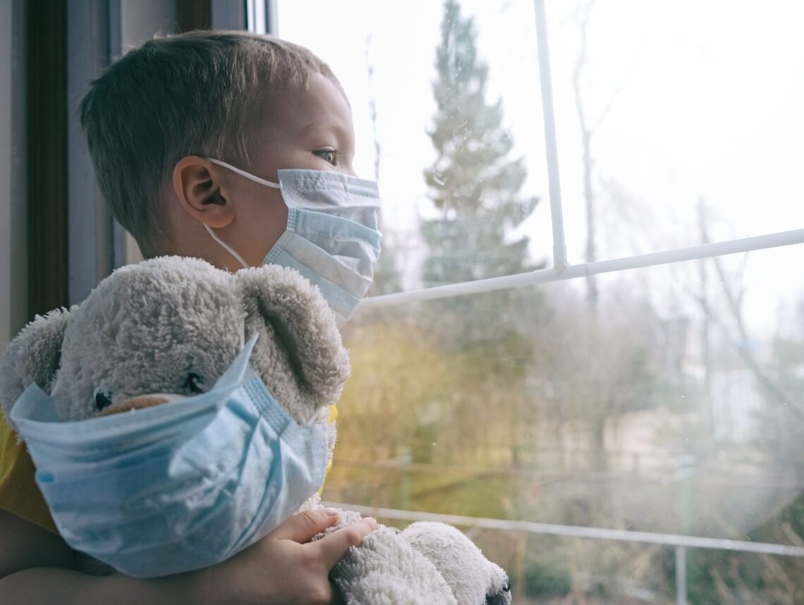 Caring for an Immunocompromised Child During COVID-19