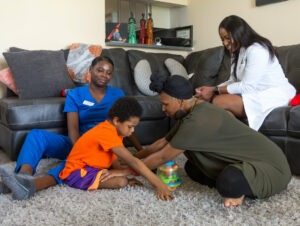 Does your child need pediatric home health care