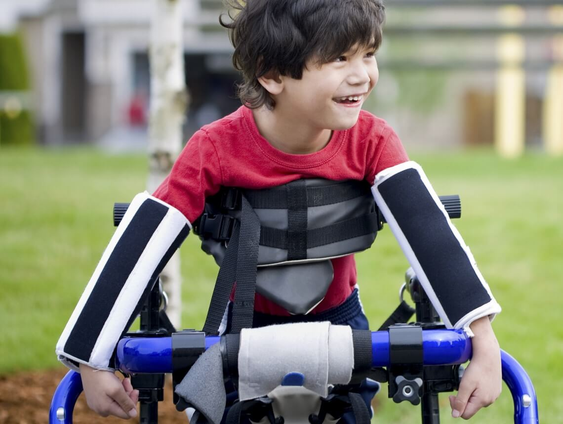 Caring for a Child with Spastic Quadriplegia Cerebral Palsy