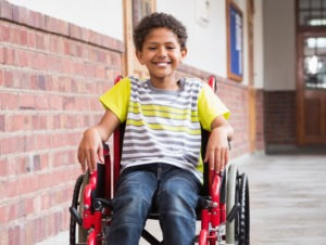 How to Help Children Use a Wheelchair
