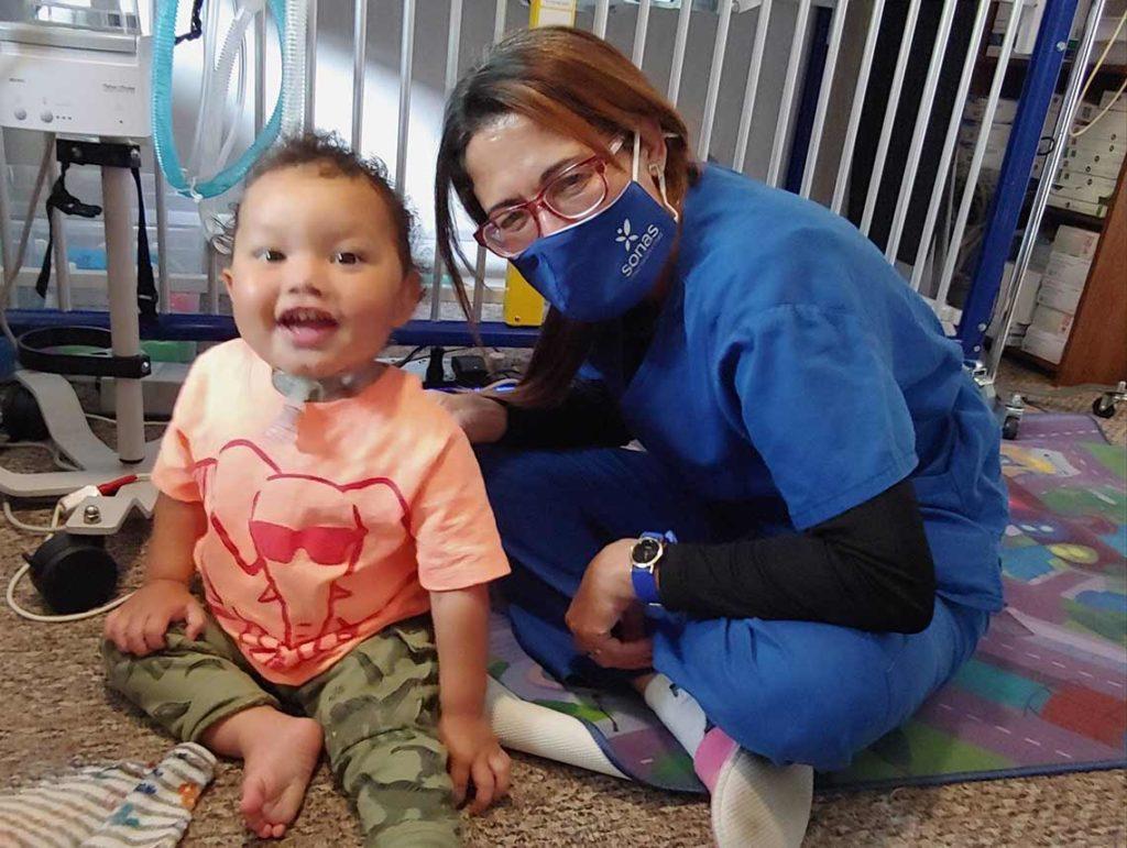 Caregiver Story-Evelyn