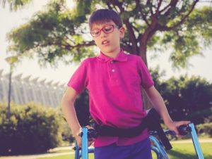 Myotonic Muscular Dystrophy in Children