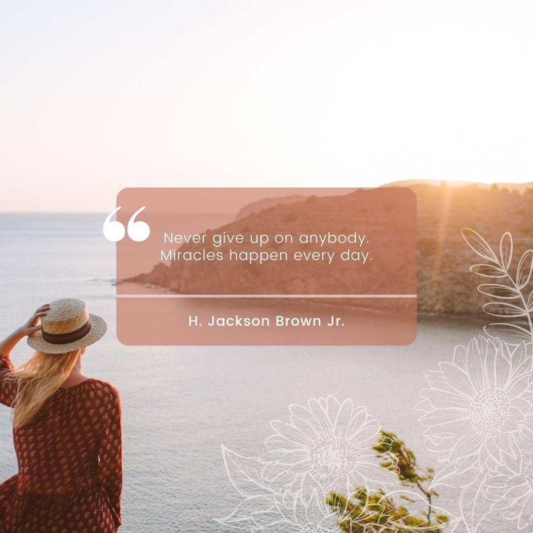 H Jackson Brown Jr Quote