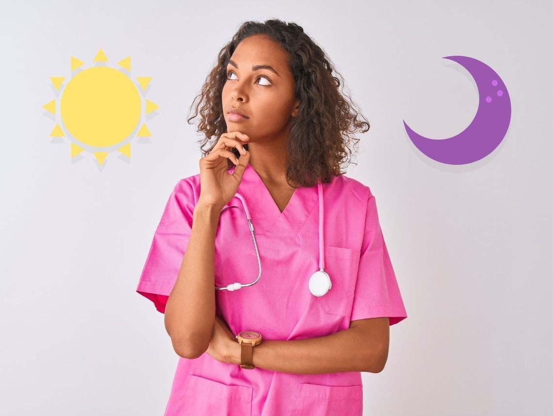 day shift vs night shift nursing